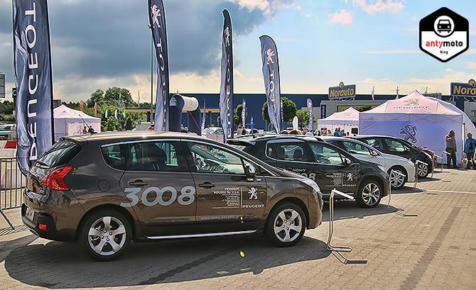 RELACJA: Peugeot 208 GTi TOUR w Warszawie