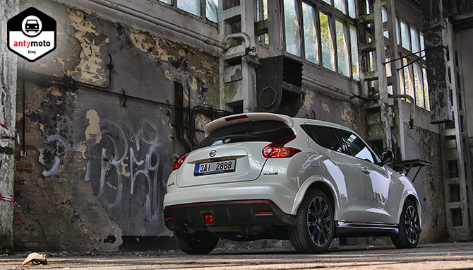 TEST: Nissan Juke Nismo