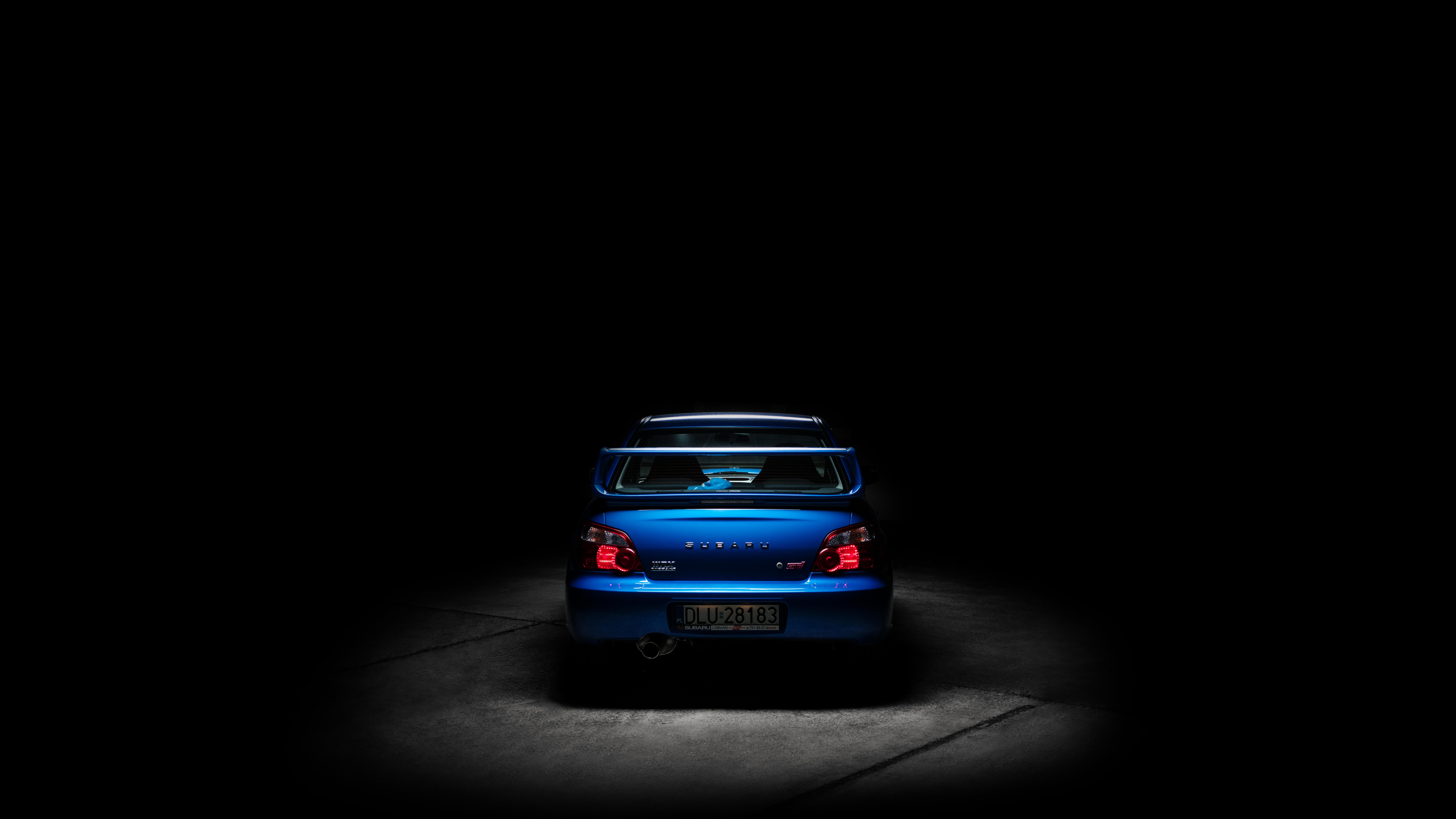 TAPETA: Subaru Impreza WRX STI