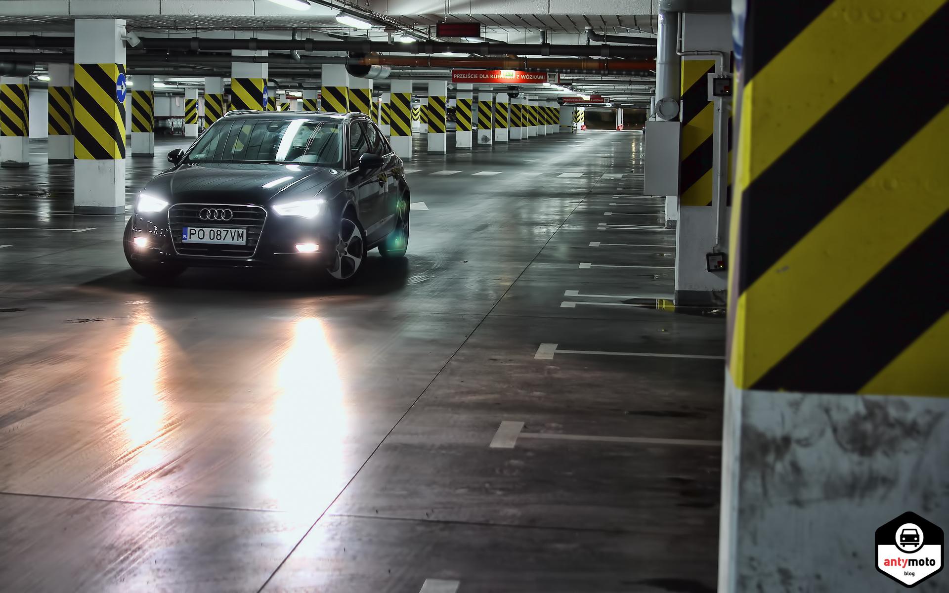 TAPETA: Audi A3 Sportback