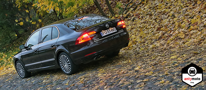 TEST: Nowa ŠKODA Superb Laurin & Klement