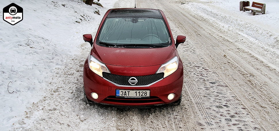 TEST: Nissan Note