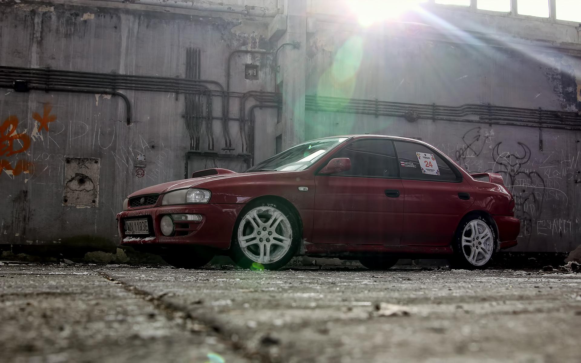 TAPETA: Subaru Impreza