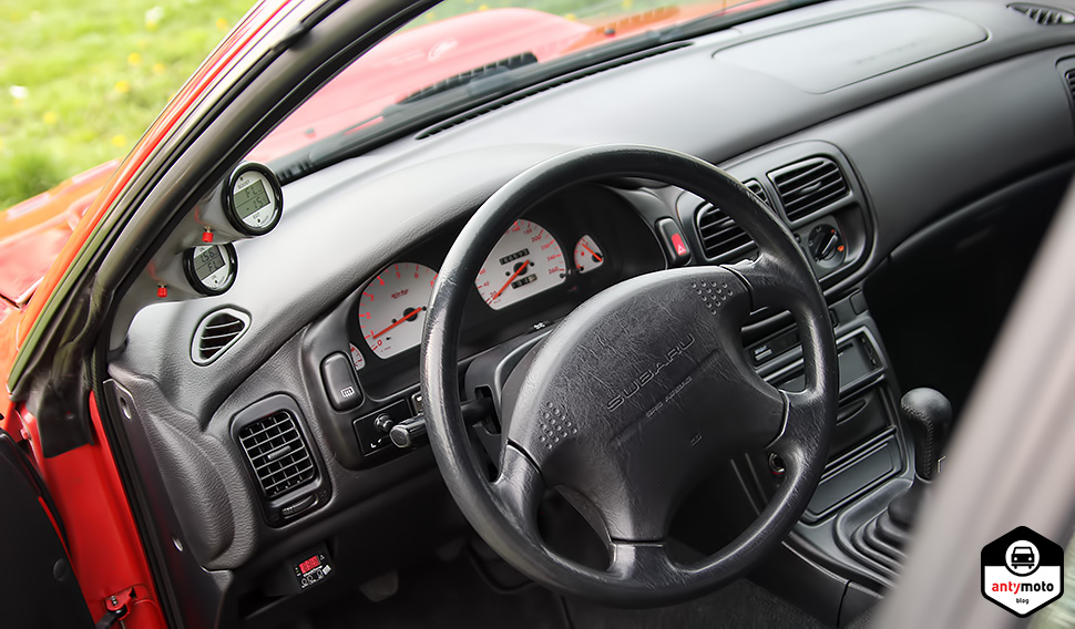 Świnka Subaru Impreza GT