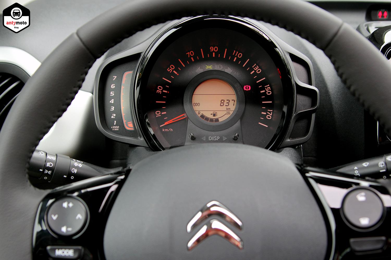 Premiera Citroëna C4 Cactus i Nowego C1