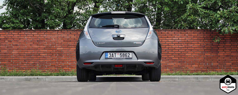 TEST: Nowy Nissan Leaf (100% elektryczny)