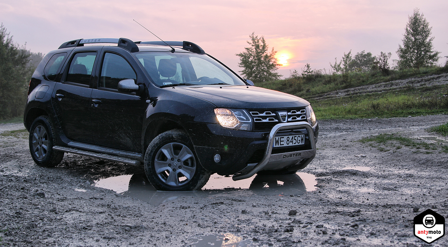 TEST: Dacia Duster