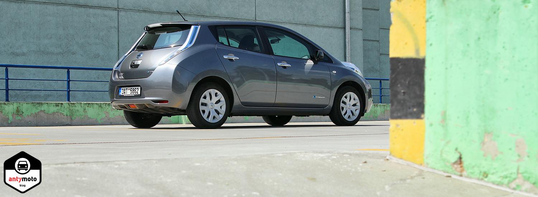 TEST Nissan LEAF elektryczny