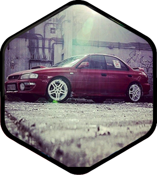 Świnka Subaru