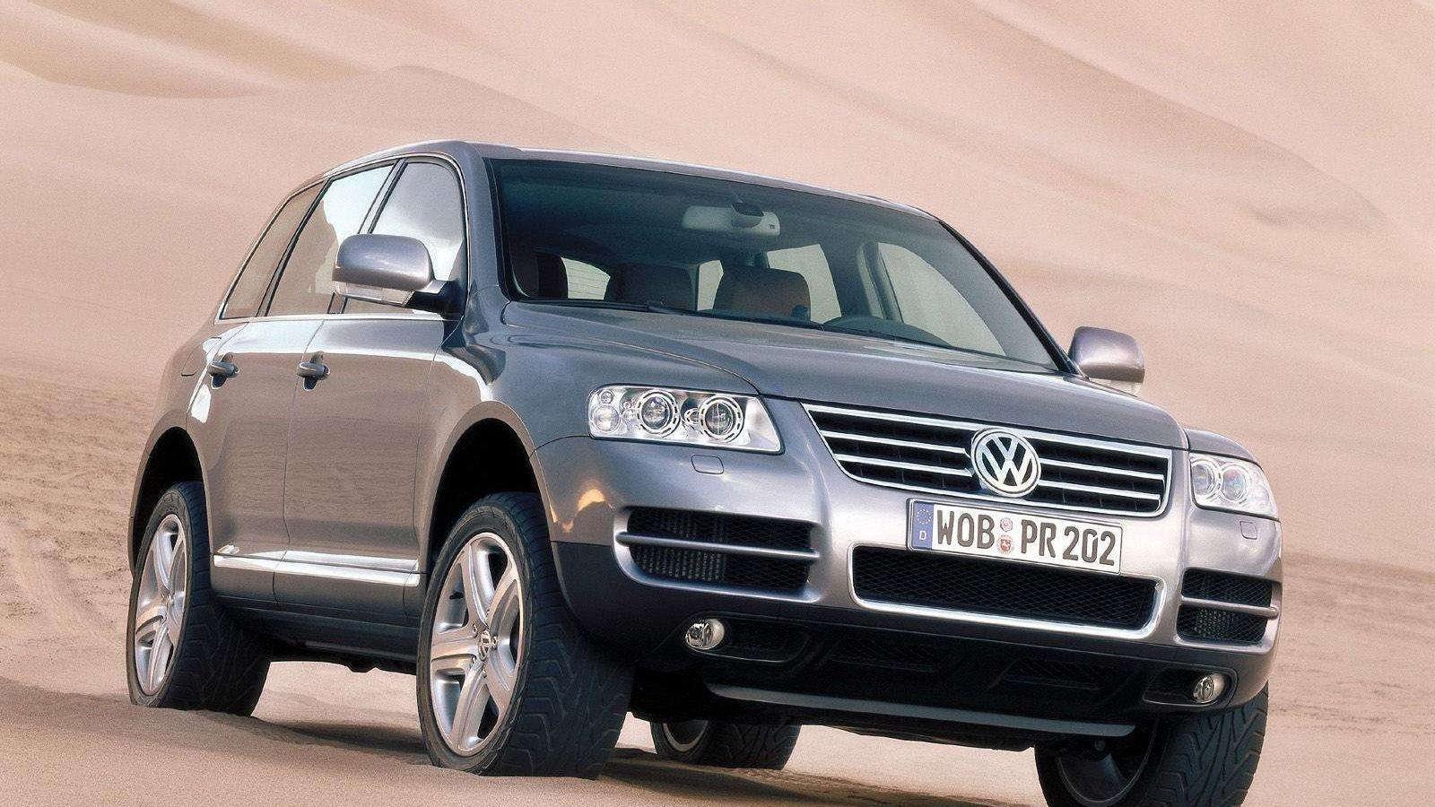 Volkswagen Touareg 2002; źródło: wachidan.blogspot.com