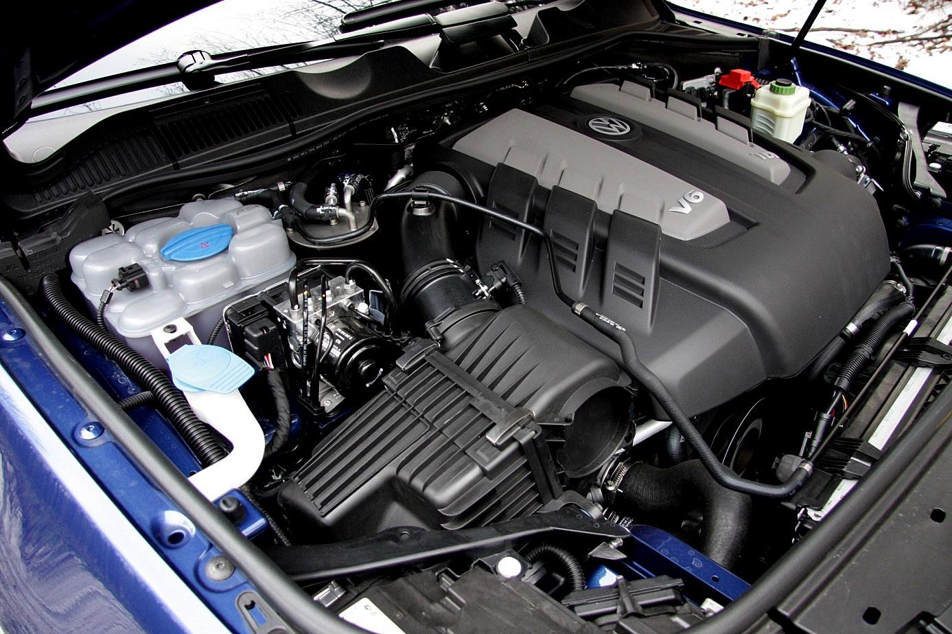 V6 TDI z racji nowoczesnej konstrukcji i wysokich standardów ekologicznych wymaga oleju Low SAPS.