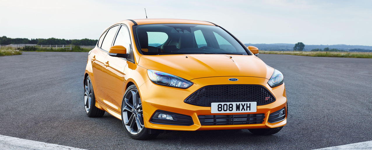 Nowy Ford Focus ST