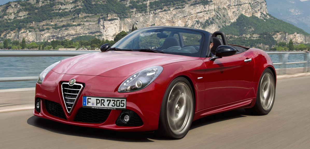 To, co dotychczas zapowiadano jako Alfa Romeo Spider, może na rynek trafić pod szyldem Fiat Abarth.