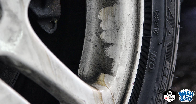 Nie będzie łatwo - felgi to często najmocniej zabrudzony element mytego samochodu