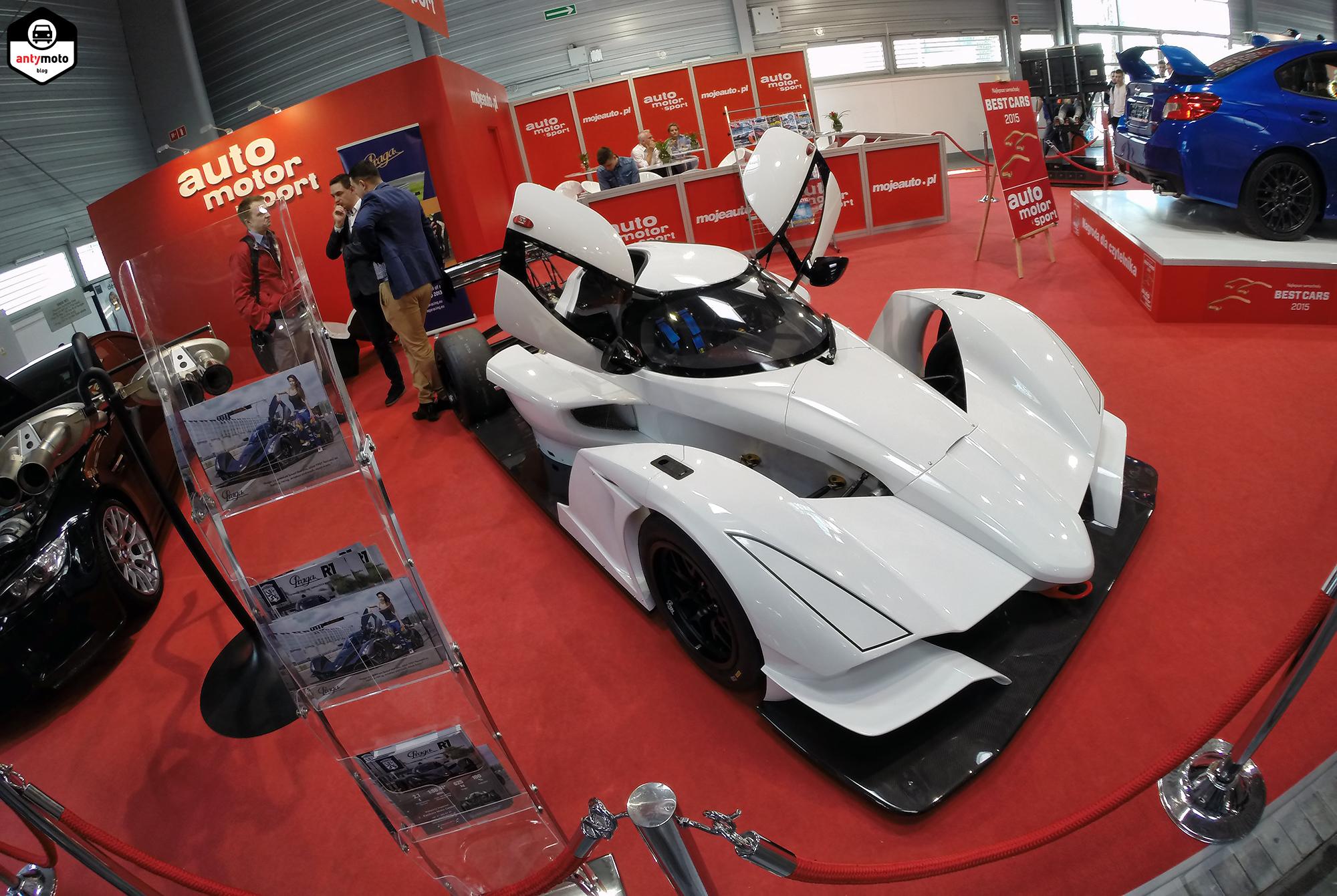 Poznań Motor Show 2015