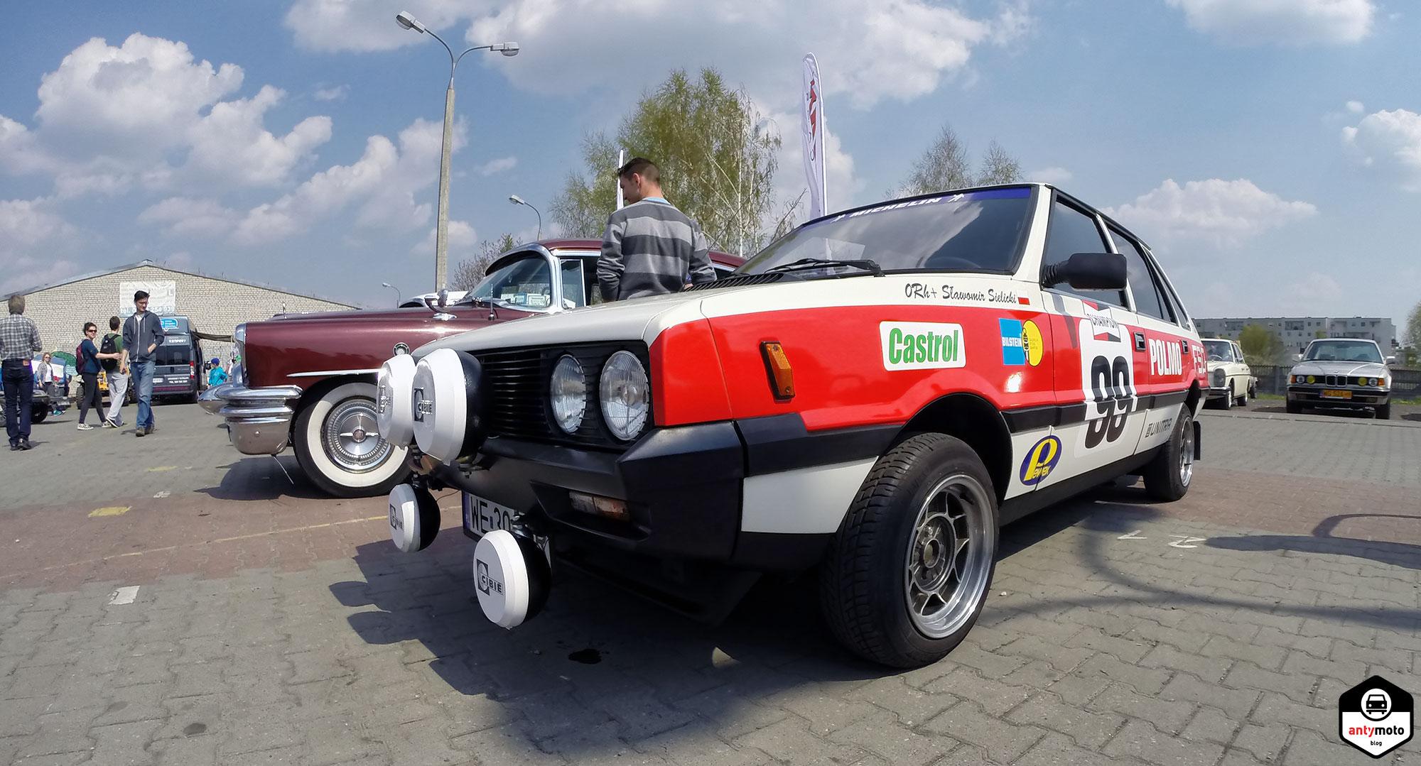 I Zlot Pojazdów Klasycznych Piaseczno