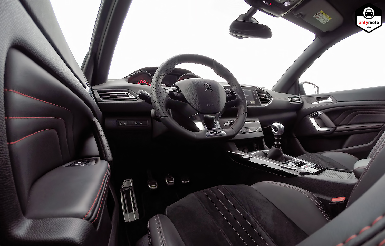 Peugeot 308 GT Test