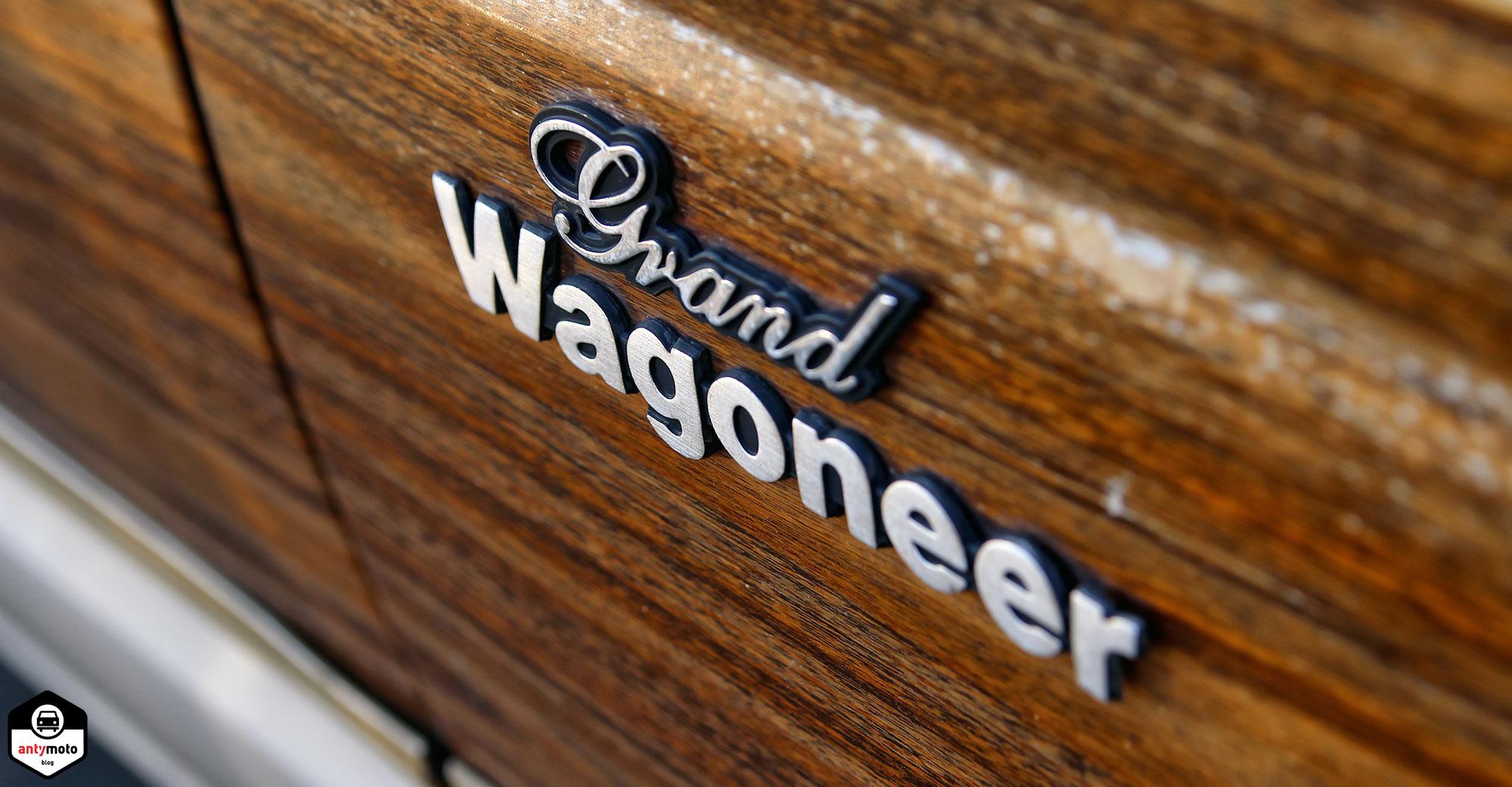 Grand Wagoneer