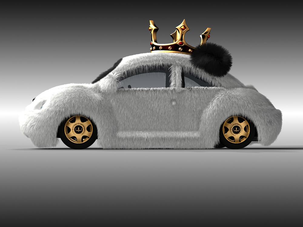 samochód panda