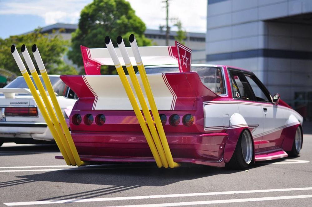 japoński tuning