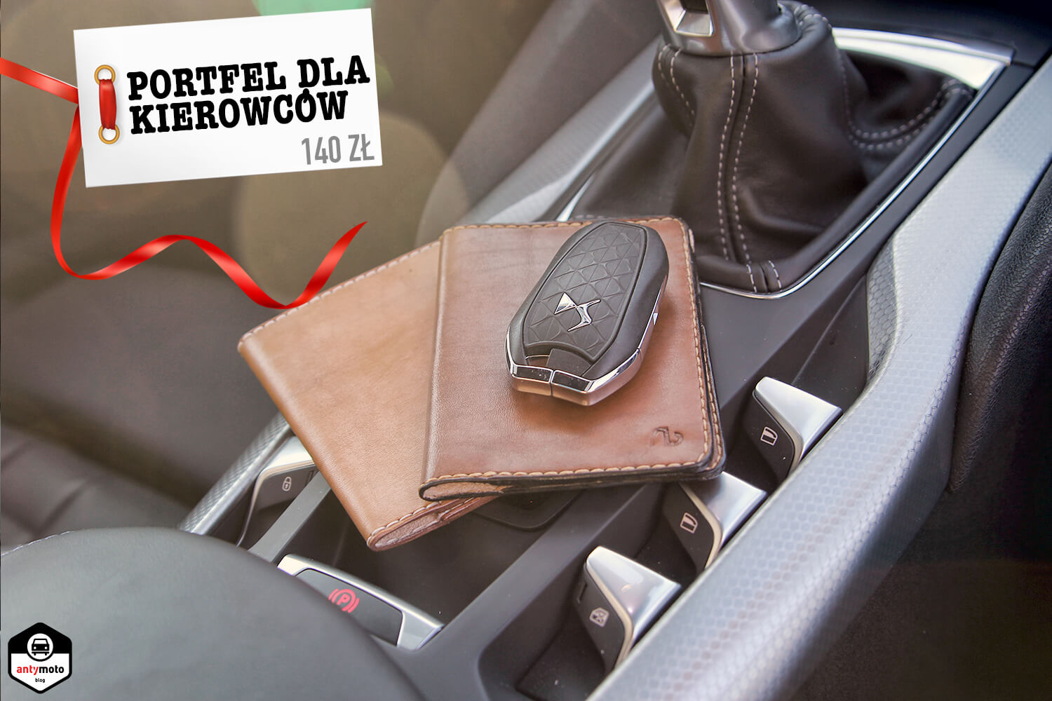 Abraham Leatherworks Driver's wallet