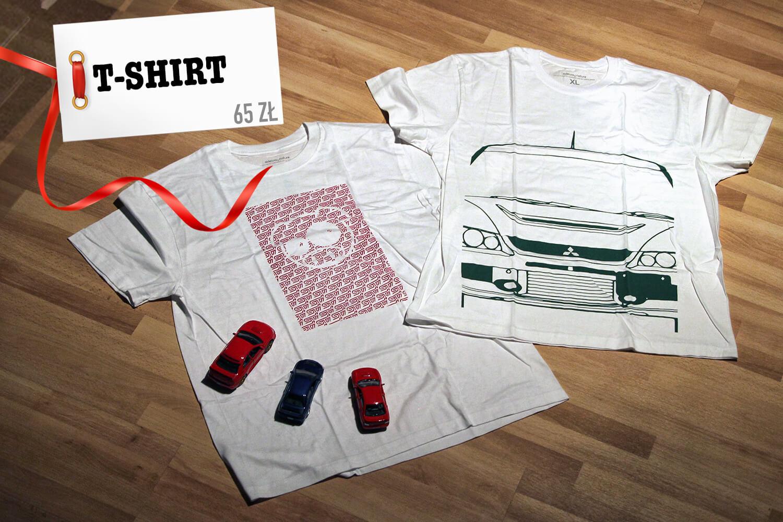 Koszulka Subaru Mitsubishi