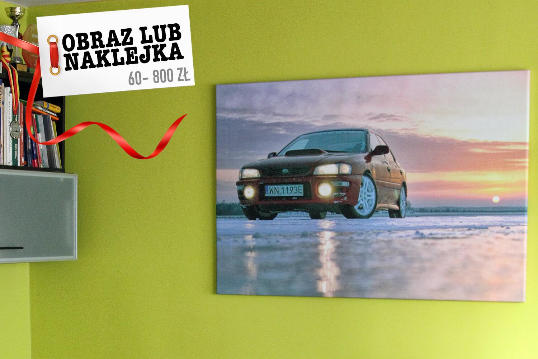 Obraz na płótnie Subaru