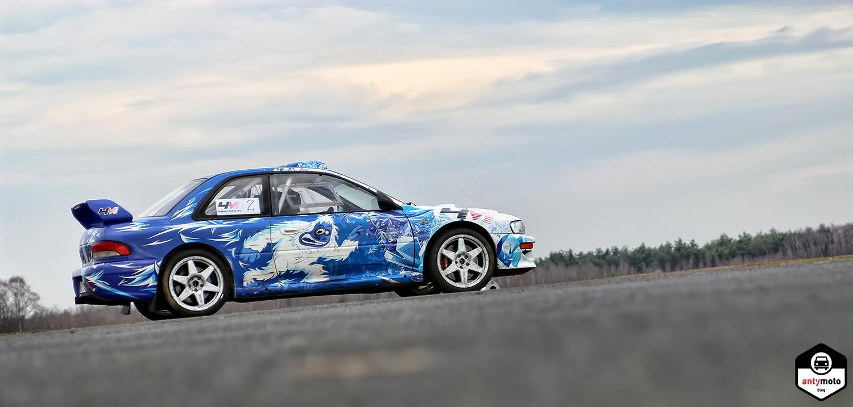 Sportowa jazda samochodem 4Motors Ułęż