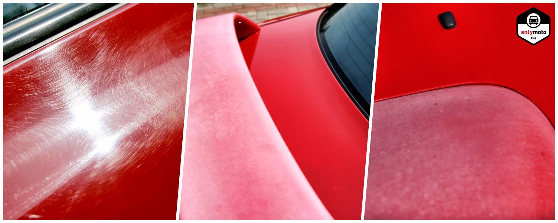 Auto detailing Subaru Impreza