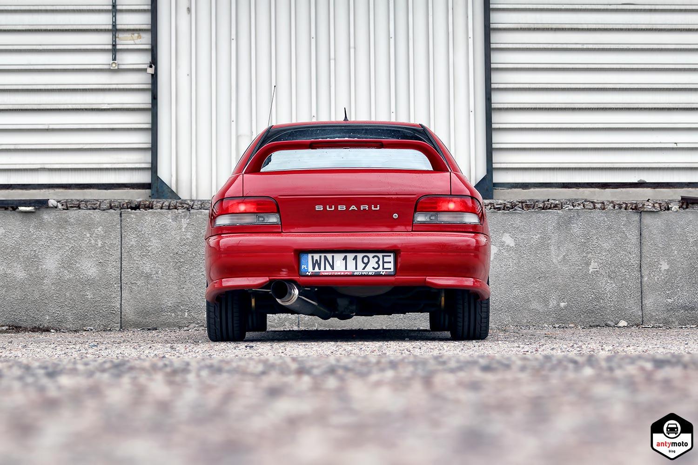 Auto detailing Subaru Impreza Świnka