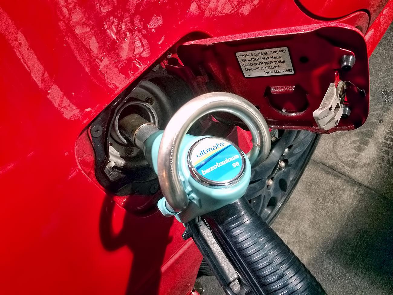 Nowe paliwa BP z technologią ACTIVE
