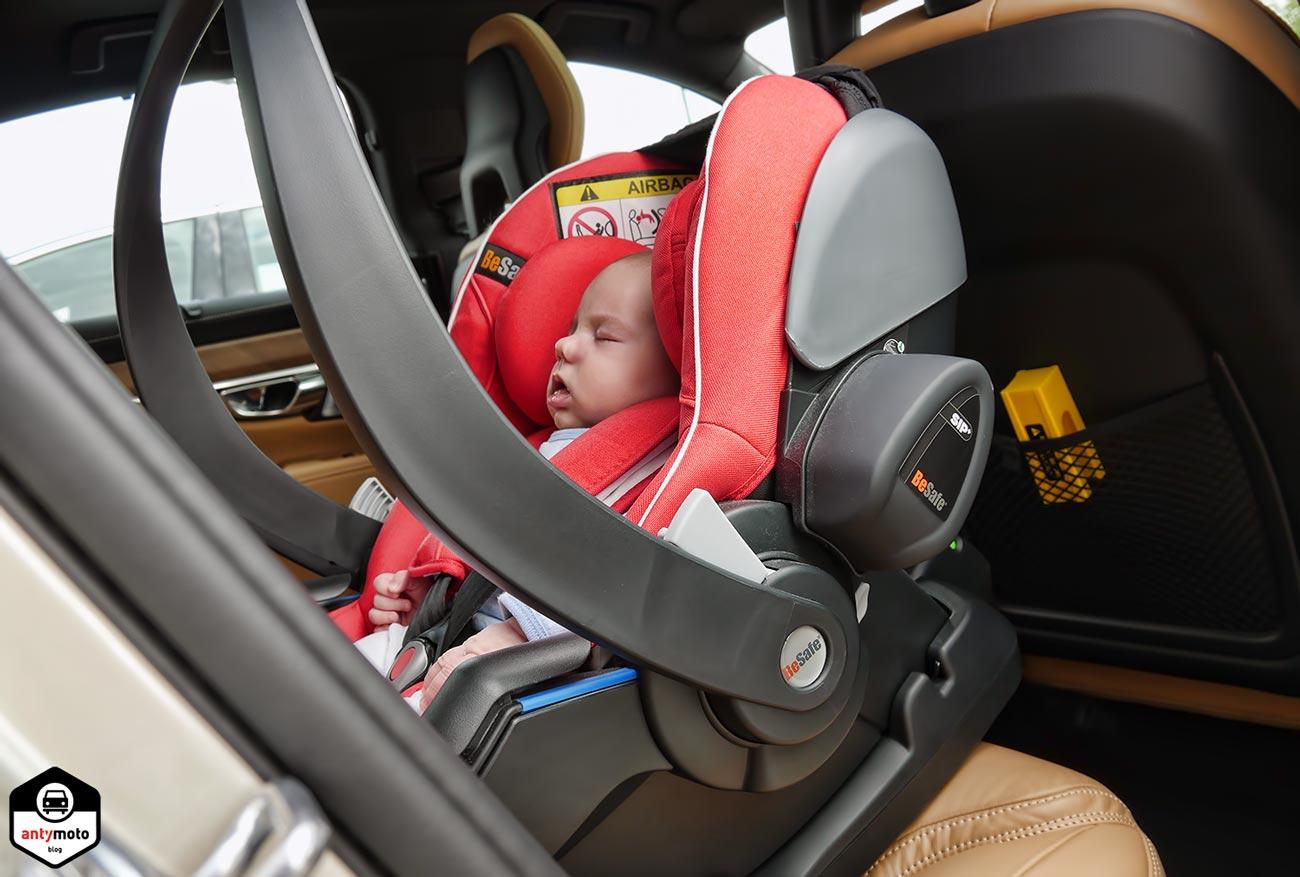 BeSafe iZi Go Modular fotelik samochodowy