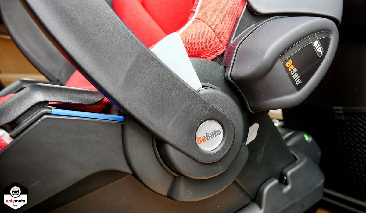 Fotelik samochodowy BeSafe SIP+