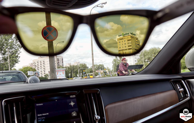 Przeciwsłoneczne okulary dla kierowców Gepetto