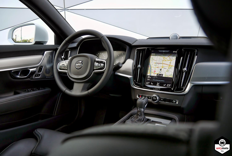Volvo V90 D5 Polestar / S90 D4 TEST