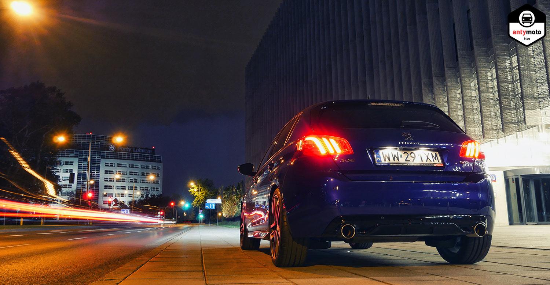TEST: Peugeot 308 GTi