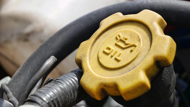 Żywotność silnika olej