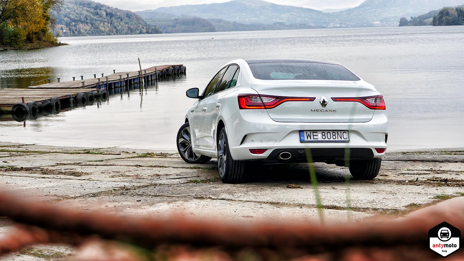 Renault Megane GrandCoupe test