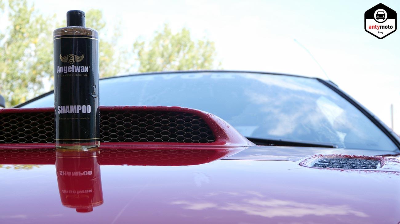 szampon samochodowy Angelwax Superior Automotive Shampoo