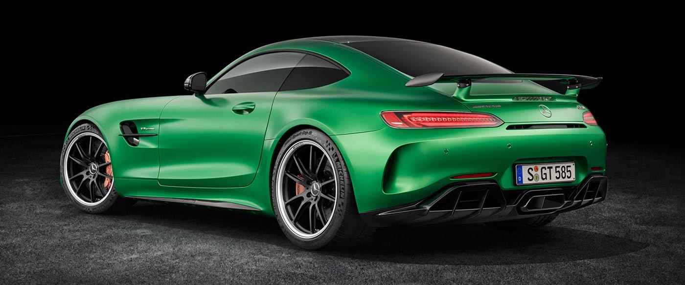 AMG Green Hell Magno