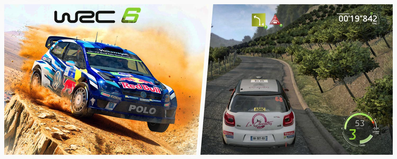 Gra WRC 6