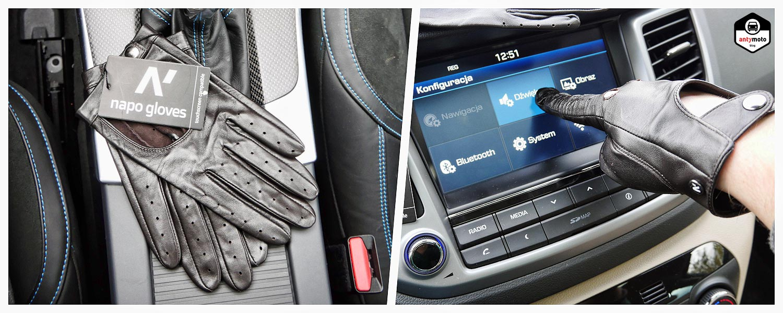 Rękawiczki samochodowe Napo Gloves
