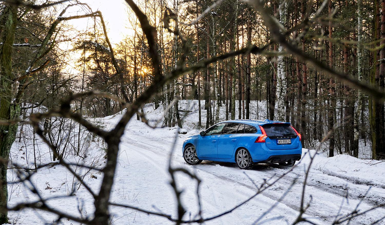 TEST Volvo V60 Polestar