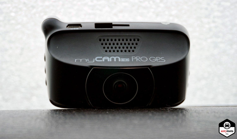 TEST NavRoad myCAM HD PRO GPS