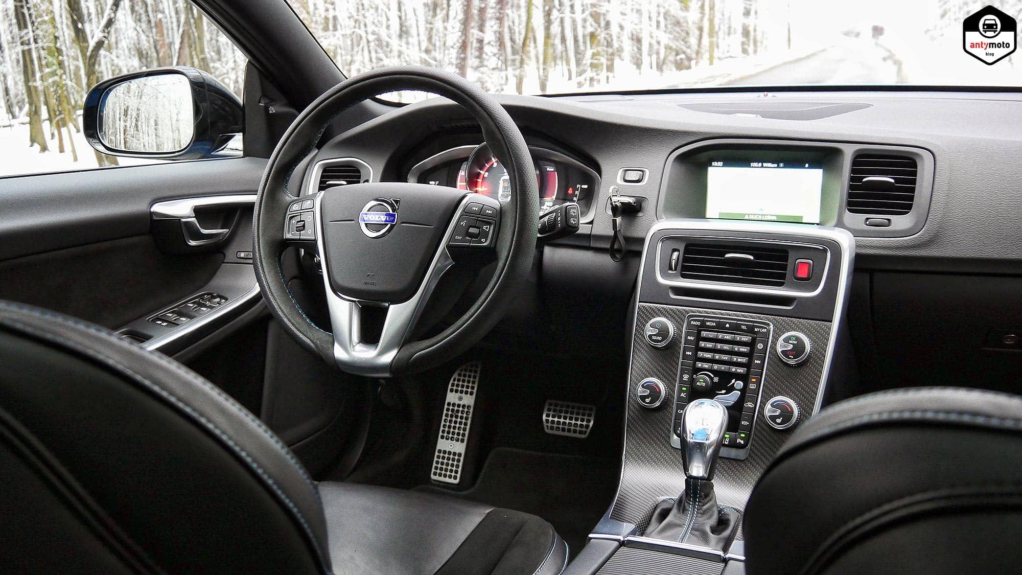 TEST: Volvo V60 Polestar