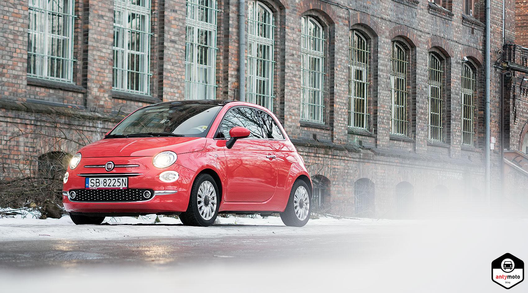 TEST: Fiat 500