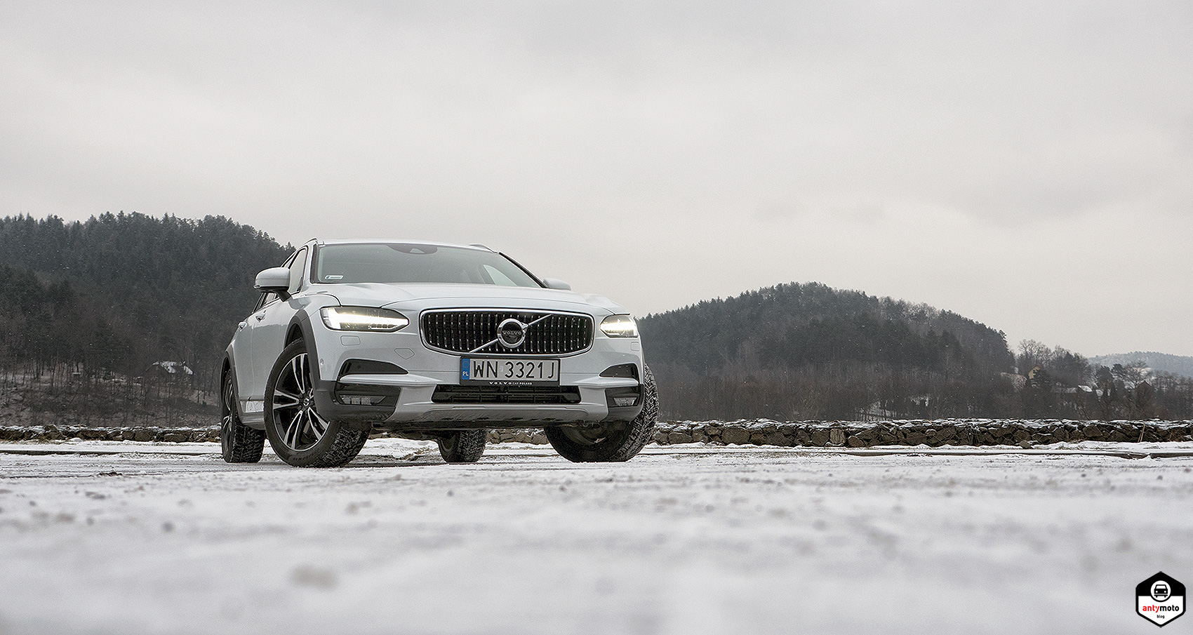 Volvo V90 Cross Country test