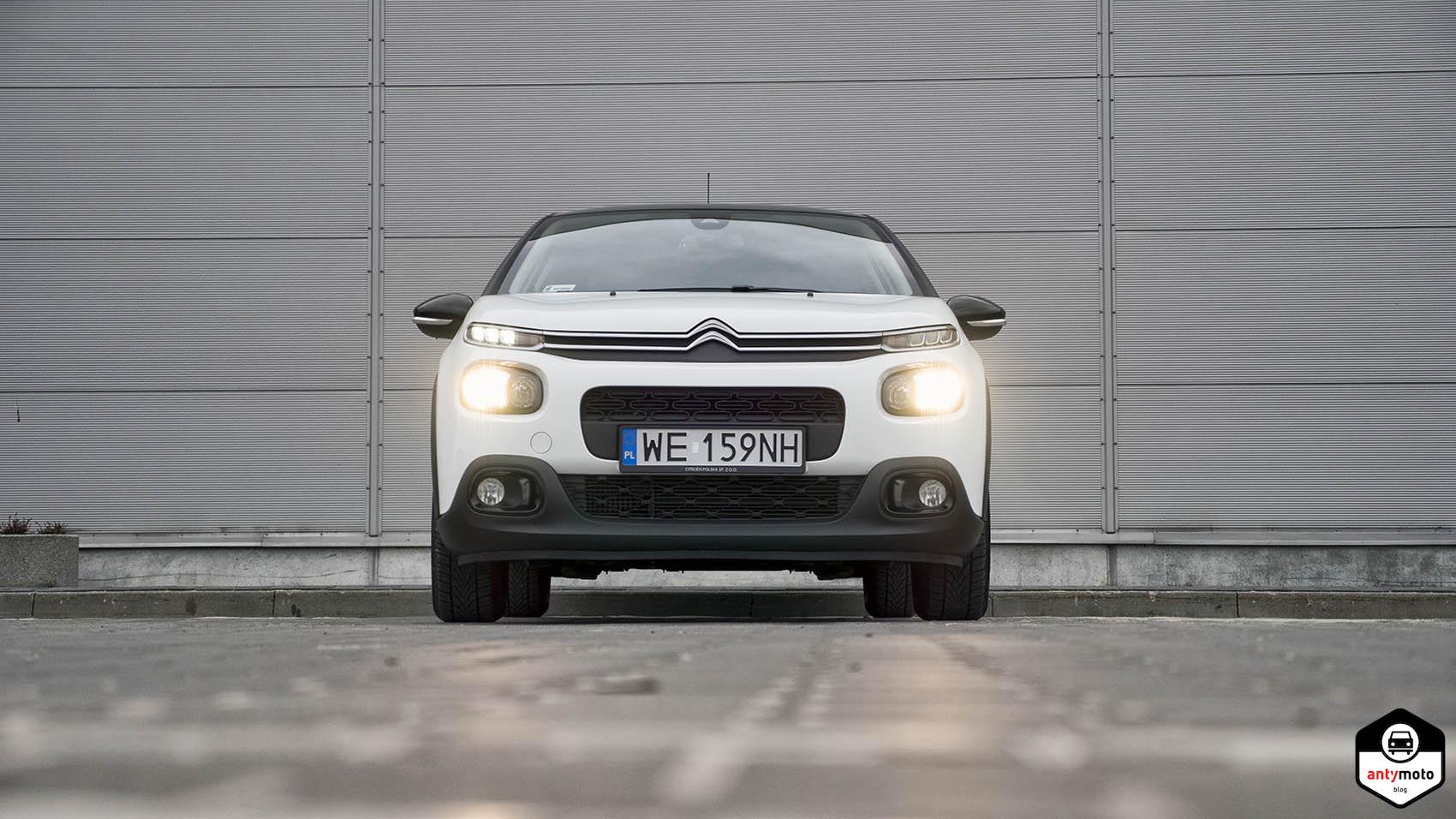 TEST: Nowy Citroën C3