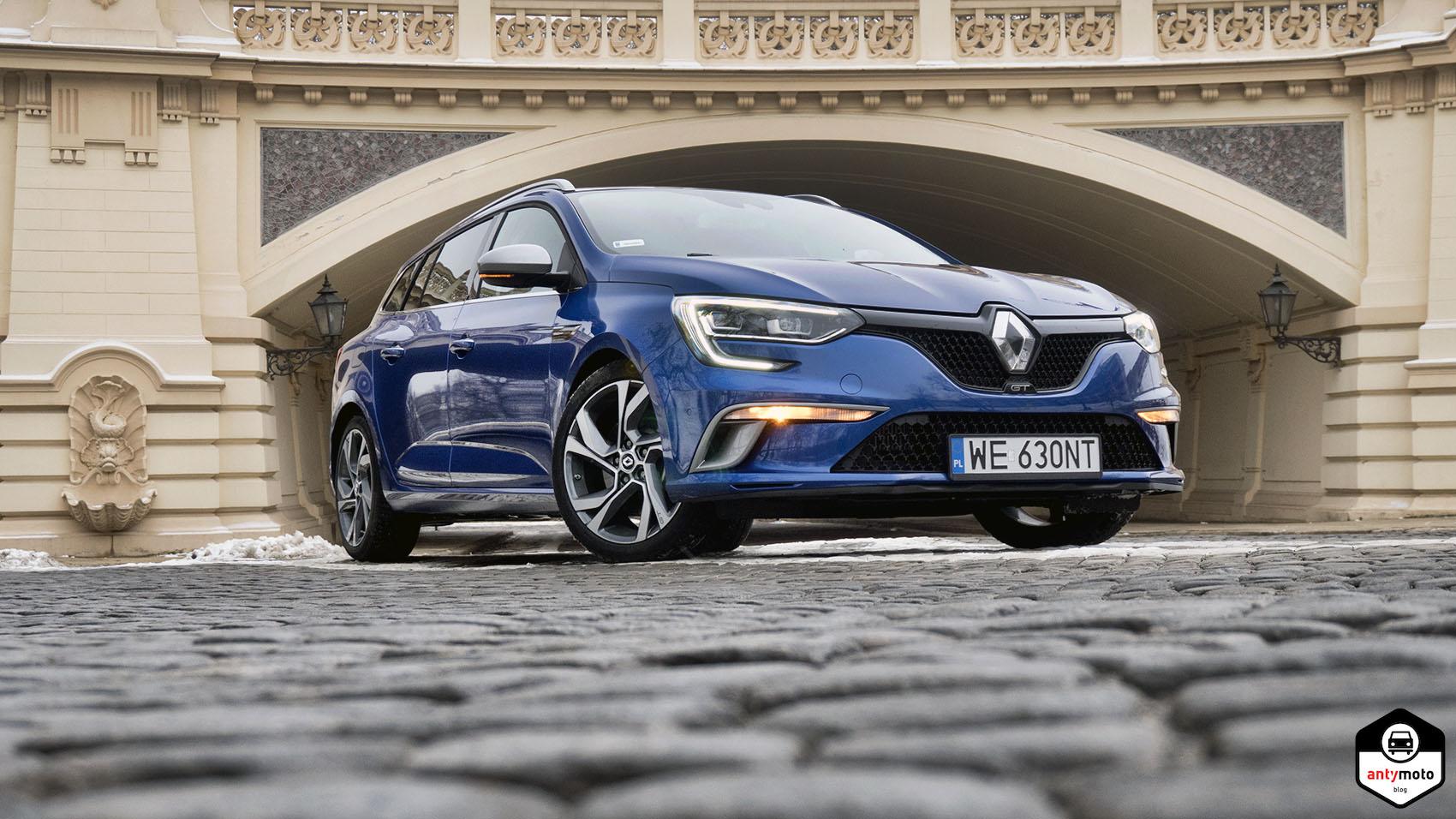 Test Renault Megane Grandtour GT