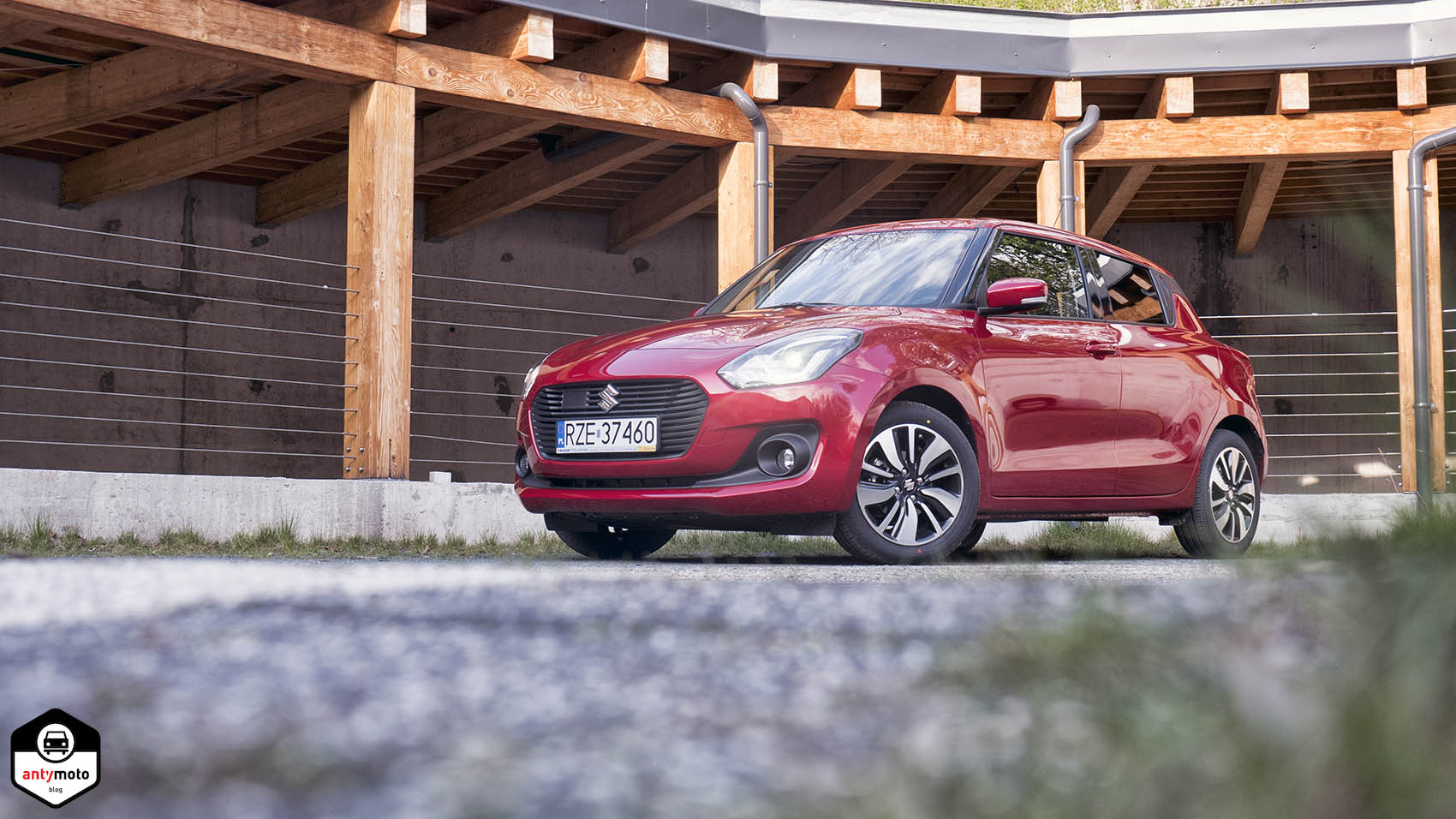 Nowe Suzuki Swift test